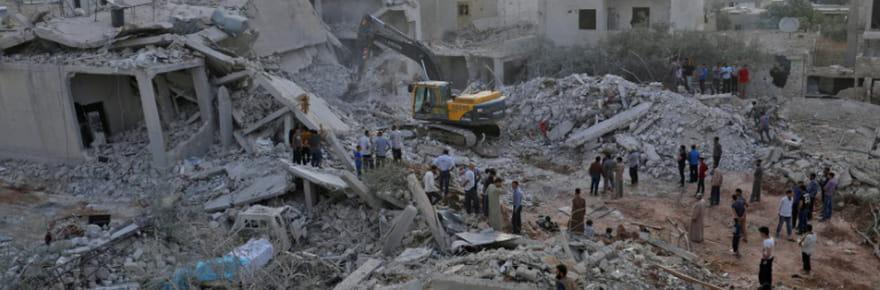 Syrie: 44civils tués dans des raids attribués à l'aviation russe