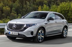 Mercedes EQC: un SUV 100% électrique dévoilé, les infos et photos