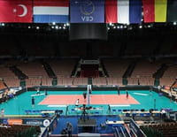 Volley-ball - Pologne / Etats-Unis