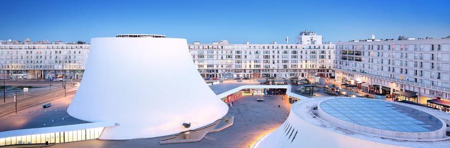 Balade architecturale au Havre