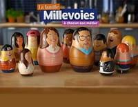 La famille Millevoie, à chacun son métier : Carreleuse