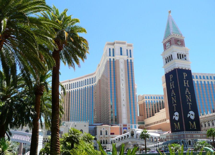 Le plus grand h tel du monde le venetian de las vegas - Le plus grand hotel du monde ...