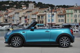 Nouveau Mini Cabrio : quels changements et à quels tarifs ? [infos, prix, photos]