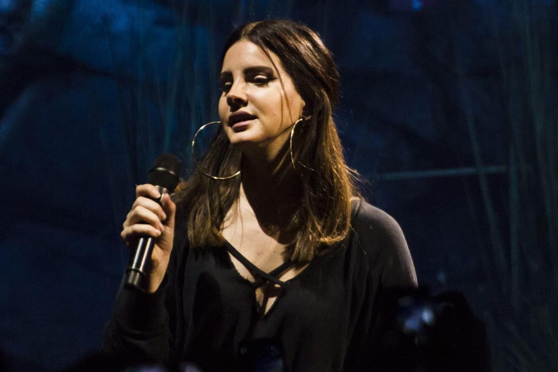 Lana Del Rey, première tête d'affiche du festival We Love Green
