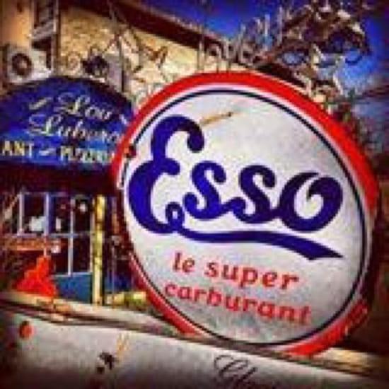 Restaurant : Café restaurant Lou Luberon  - 32 ans de bonheur  -