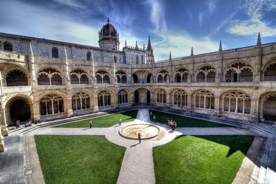 Le monastère des Hiéronymites à Lisbonne