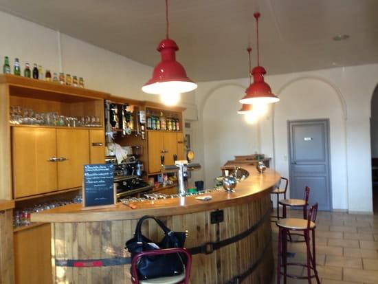 Brasserie du Cours  - comptoir -
