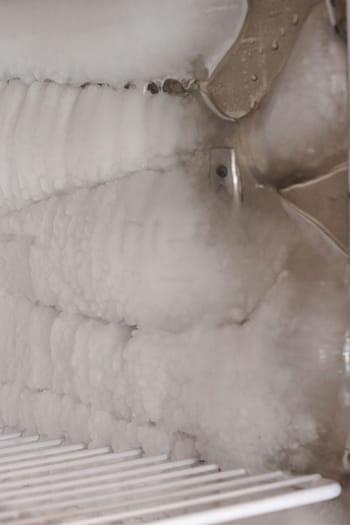 pourquoi mon r frig rateur fait il de la glace. Black Bedroom Furniture Sets. Home Design Ideas
