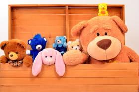 Coffre à jouets: comment bien le choisir, nos modèles coups de coeur
