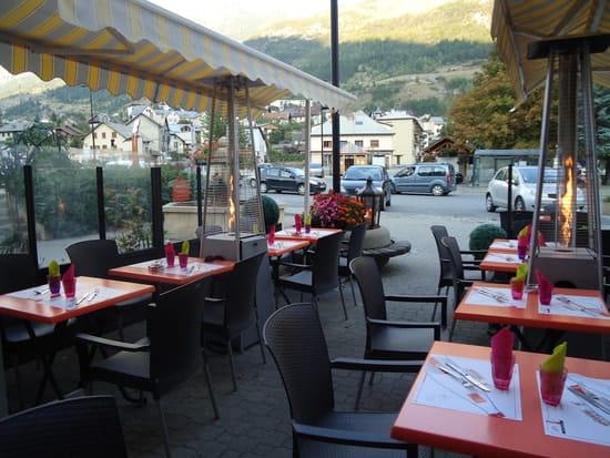 Le Kiosque  - terrasse -   © le restaurateur