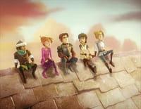 Arthur et les enfants de la Table ronde : L'armure hantée