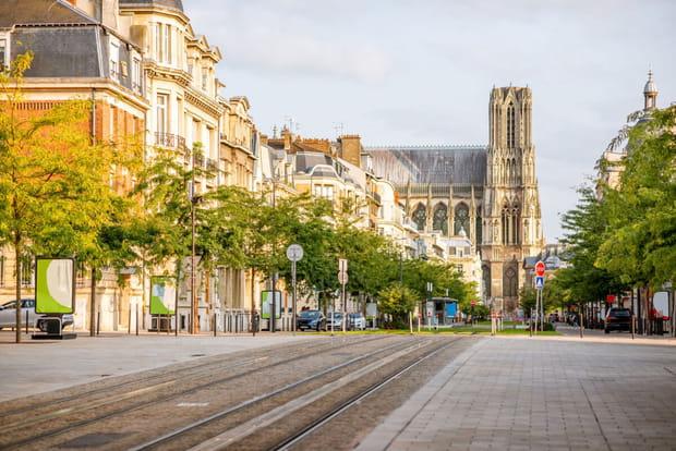 Résultat élection européenne Reims-la-Brûlée