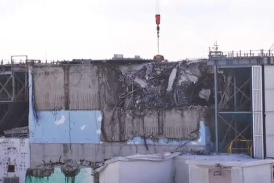 Fukushima : les images de la centrale et de la zone interdite