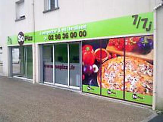 So pizz' - Pizzeria livraison & emporter  - Devanture -   © N.C
