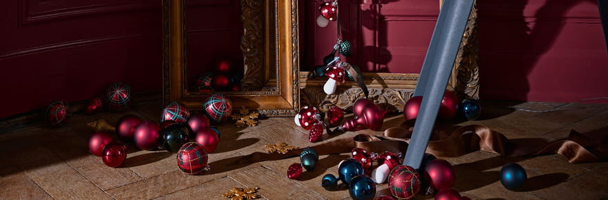 20façons de décorer votre intérieur pour Noël