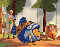 Toy Story Toons : Vacances à Hawaii