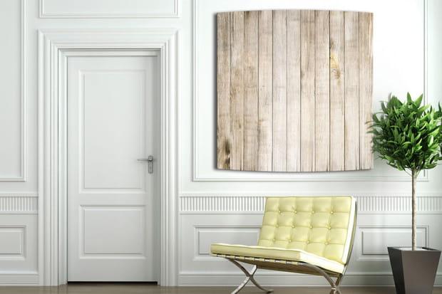 Un radiateur imitation bois - Radiateur a gaz design ...
