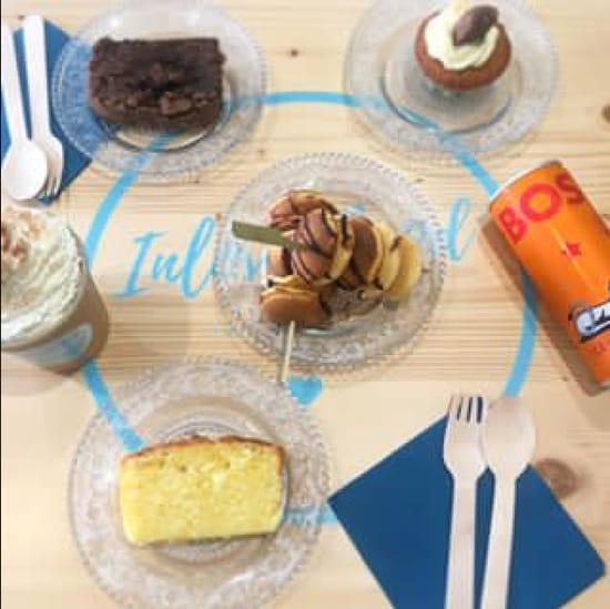 Dessert : Inlove2food  - Goûter -   © Inlove2food