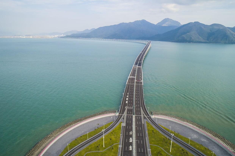 Le Plus Long Pont Du Monde Decouvrez Le Nouveau Pont