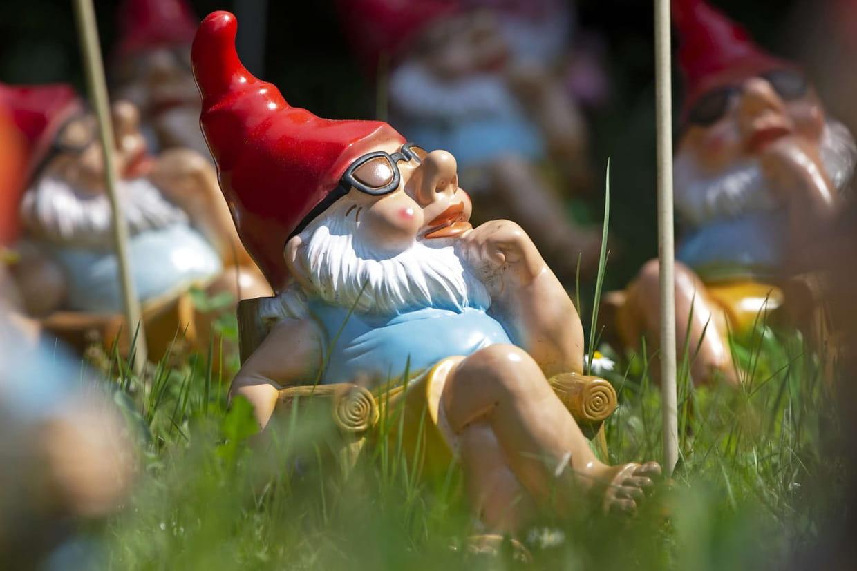 L\'histoire du nain de jardin : l\'inventeur de ces statues ...