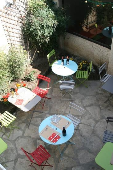 Le Bistrot Canaille  - le patio -