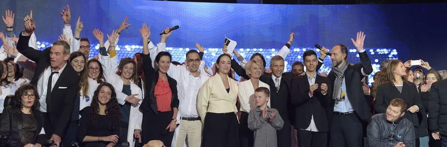 Téléthon 2016: 80millions d'euros récoltés, les promesses de dons encore possibles