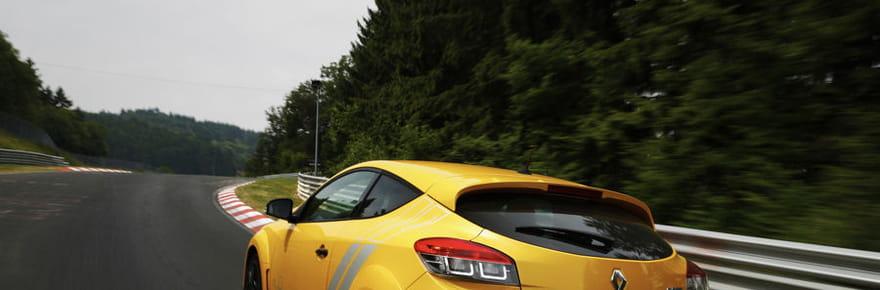 Nouvelle Renault Mégane RS : surprise en test sur les routes ? [photos]