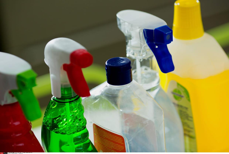 Vers un nouvel étiquetage — Produits ménagers nocifs