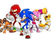 Sonic Boom : Mon armure mécha