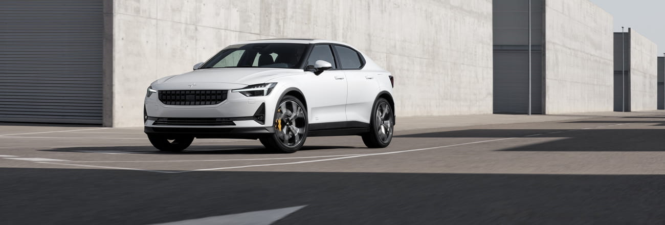 Les photos de la Polestar 2