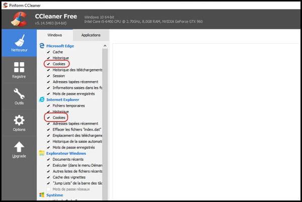 comment supprimer un site internet free