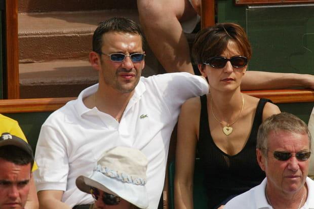 Julien Courbet et Catherine
