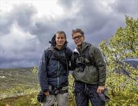 En pleine nature avec Bear Grylls : L'Islande avec Rob Riggle