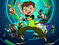 Ben 10 : Chat-chien-pin
