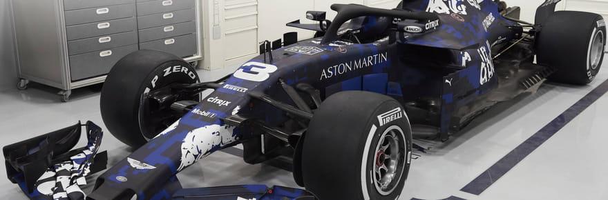 Red Bull F12018: la RB14présentée, les premières photos