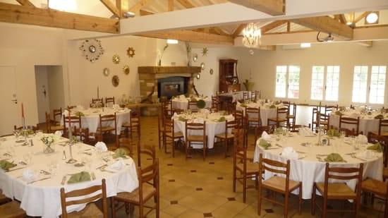 L'Auberge d'Ugne  - La Salle de Réception -