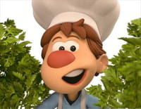 Mick le mini chef : Trac en cuisine