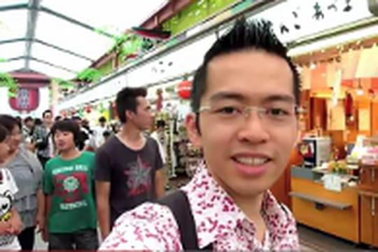 David-Minh vous emmène au Japon