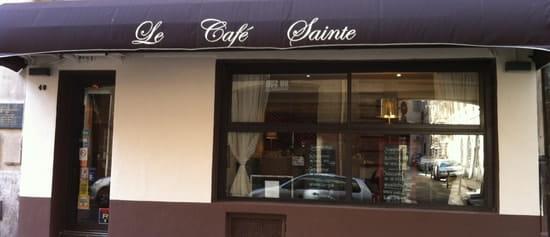 Le Café Sainte