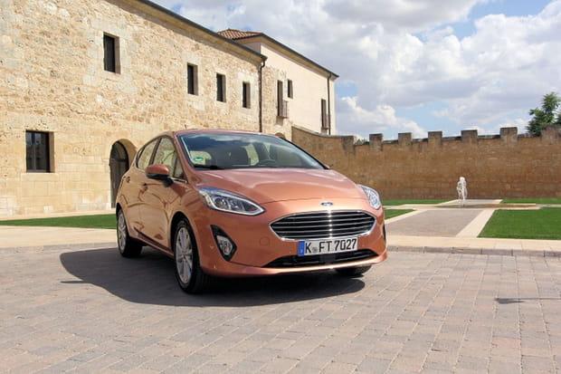 La Ford Fiesta débarque dans sa nouvelle version