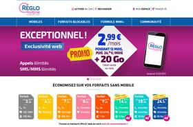 Forfait illimité Réglo Mobile: l'offre très intéressante de E.Leclerc, déjà épuisée