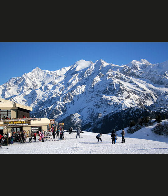 Ski ou détente