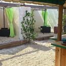 Le Miami Beach  - Espace lounge extérieur -