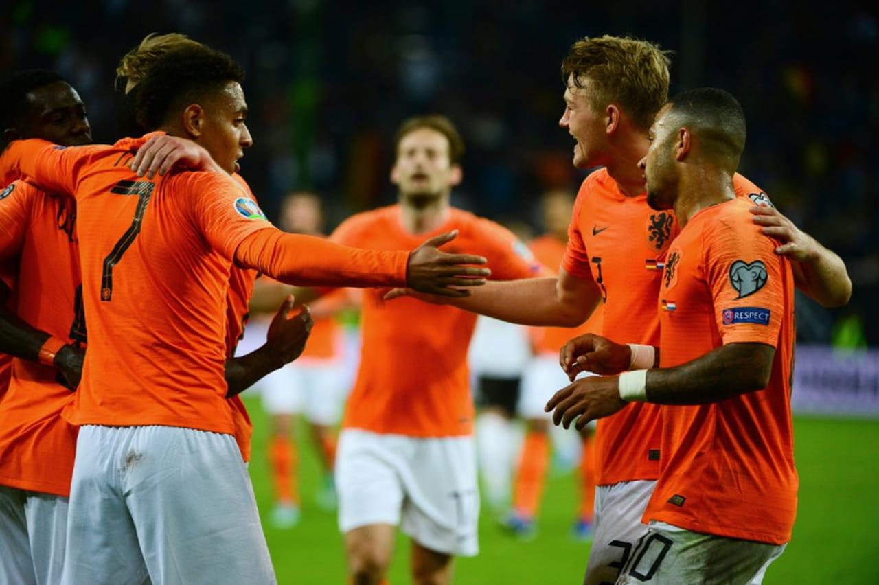 Euro-2020: les Pays-Bas punissent l'Allemagne 4-2à Hambourg