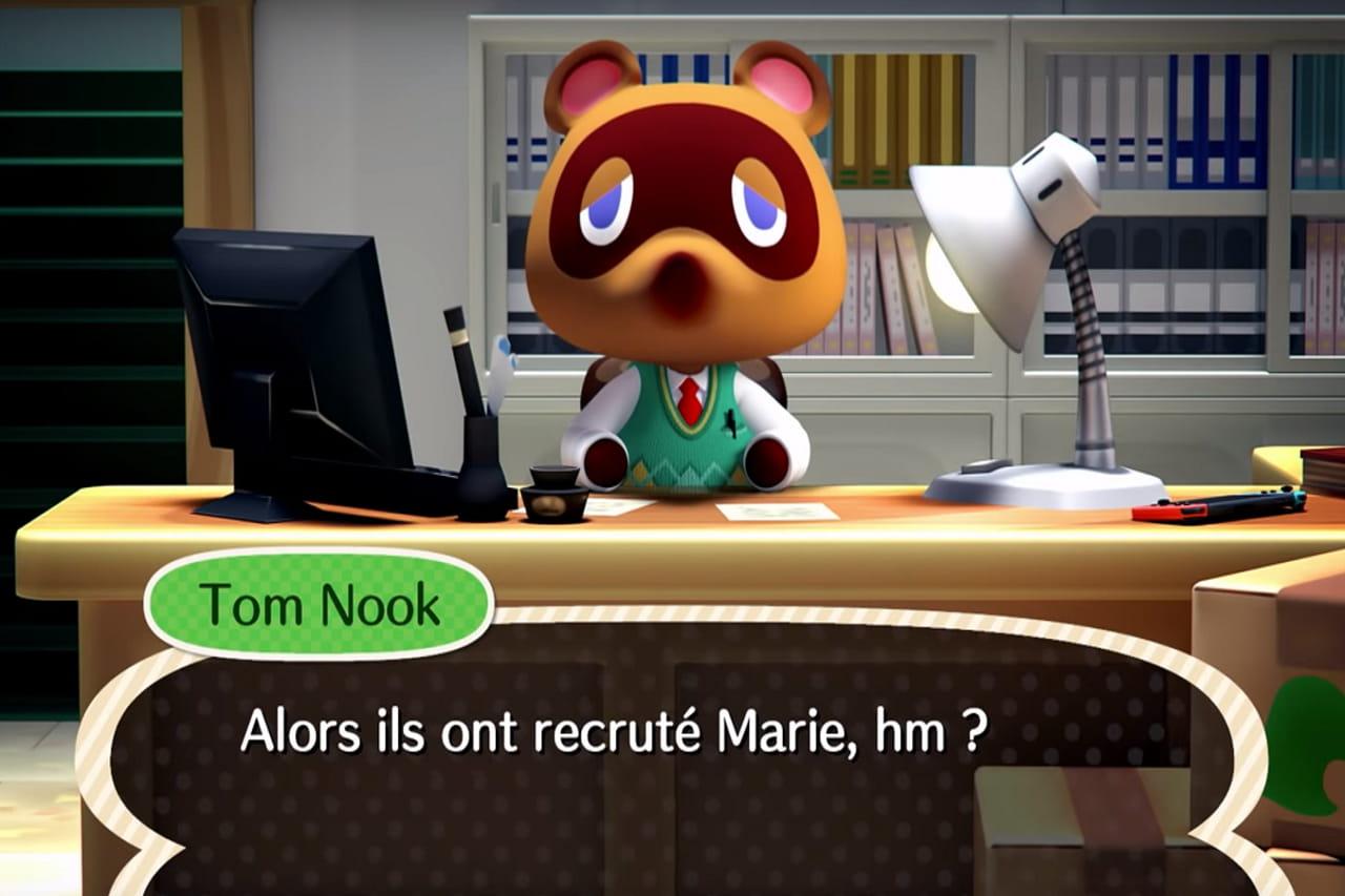 Animal Crossing: sortie en 2019sur Switch