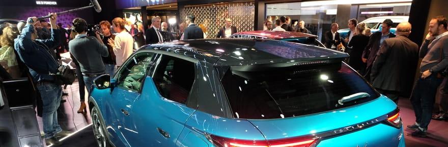DS3Crossback: nos photos du SUV, quelles finitions proposées? [prix]