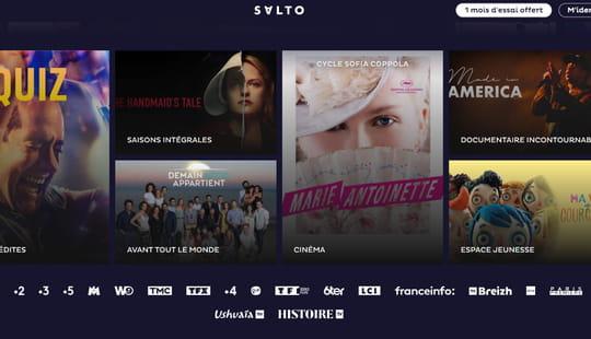 Salto: prix, abonnement, catalogue, essai gratuit... Tout sur la plateforme de streaming