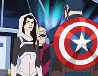 Marvel's Avengers : la quête de Black Panther : Le vaisseau de glace