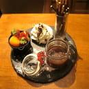 Le Maquis  - fondur chocolat mikados et fruits -