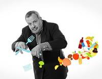 Manger, c'est voter : Avec Michel Laugier